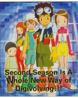BUY NEW digimon - 121082 Premium Anime Print Poster
