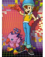 BUY NEW digimon - 138898 Premium Anime Print Poster
