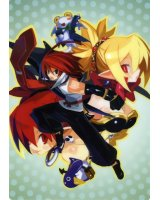 BUY NEW disgaea - 149314 Premium Anime Print Poster