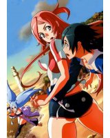 BUY NEW dragonaut the resonance - 169354 Premium Anime Print Poster