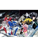 BUY NEW duklyon clamp school defenders - 129802 Premium Anime Print Poster