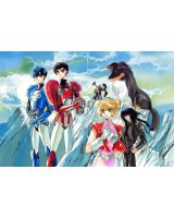 BUY NEW duklyon clamp school defenders - 129812 Premium Anime Print Poster