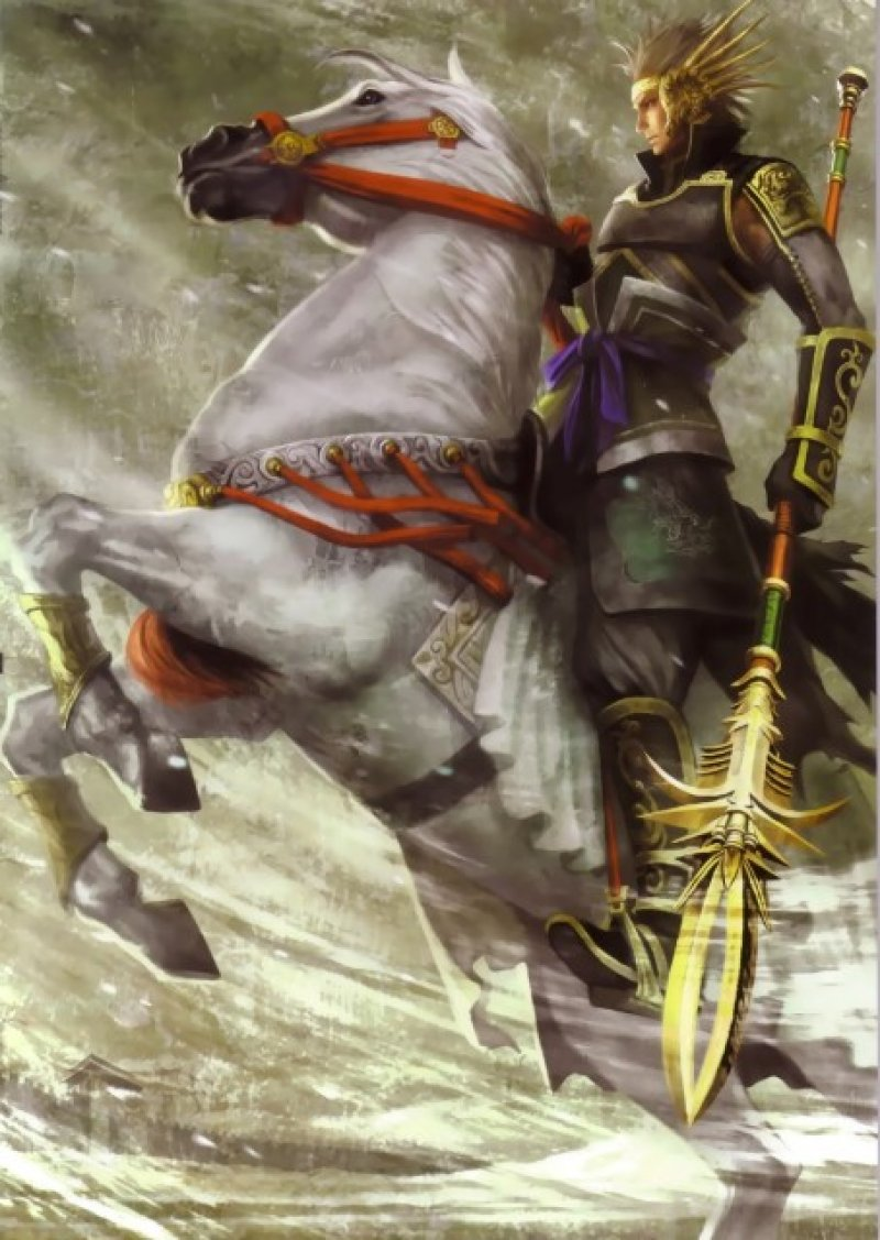 BUY NEW dynasty warriors - 163124 Premium Anime Print Poster