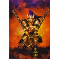 BUY NEW dynasty warriors - 71080 Premium Anime Print Poster