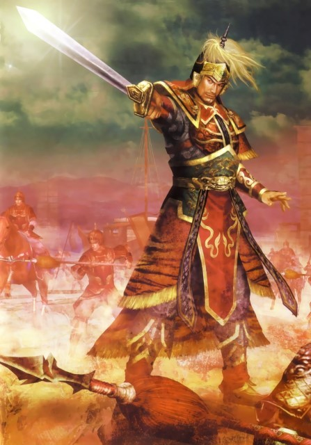 BUY NEW dynasty warriors - 71082 Premium Anime Print Poster