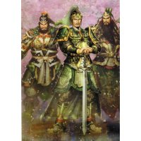 BUY NEW dynasty warriors - 71238 Premium Anime Print Poster
