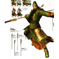 BUY NEW dynasty warriors - 71677 Premium Anime Print Poster