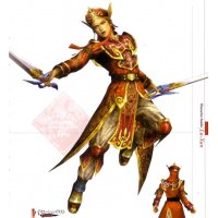 BUY NEW dynasty warriors - 71776 Premium Anime Print Poster