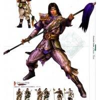 BUY NEW dynasty warriors - 71879 Premium Anime Print Poster