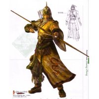 BUY NEW dynasty warriors - 71884 Premium Anime Print Poster