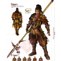 BUY NEW dynasty warriors - 72663 Premium Anime Print Poster