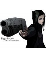 BUY NEW ergo proxy -  edit518 Premium Anime Print Poster