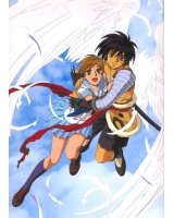 BUY NEW escaflowne - 142082 Premium Anime Print Poster