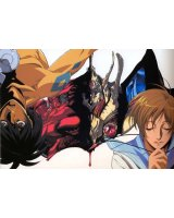 BUY NEW escaflowne - 142157 Premium Anime Print Poster