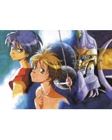 BUY NEW escaflowne - 152649 Premium Anime Print Poster