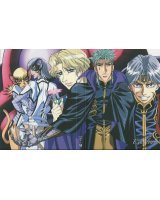BUY NEW escaflowne - 154710 Premium Anime Print Poster