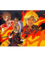 BUY NEW escaflowne - 155343 Premium Anime Print Poster