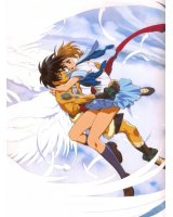 BUY NEW escaflowne - 155344 Premium Anime Print Poster