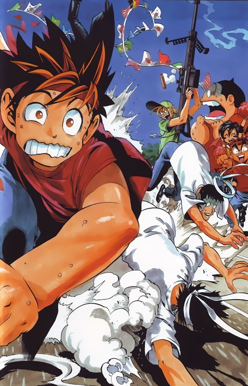 eyeshield 21 - 132162 image