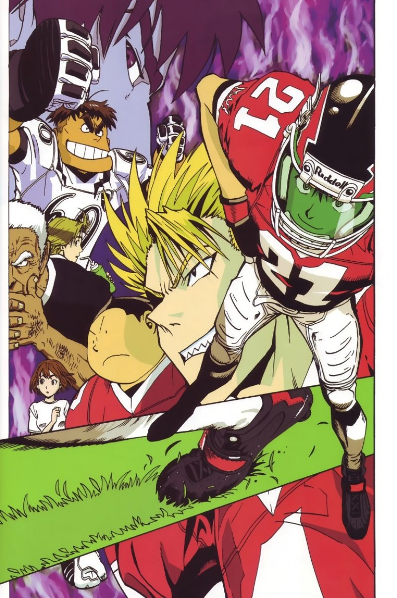 BUY NEW eyeshield 21 - 134777 Premium Anime Print Poster