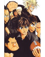 BUY NEW eyeshield 21 - 134914 Premium Anime Print Poster