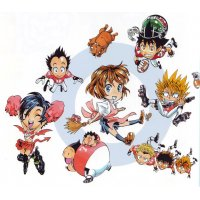 BUY NEW eyeshield 21 - 143089 Premium Anime Print Poster
