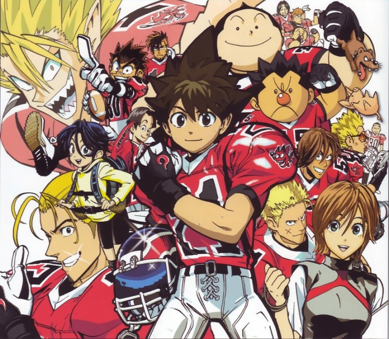 eyeshield 21 - 143108 image
