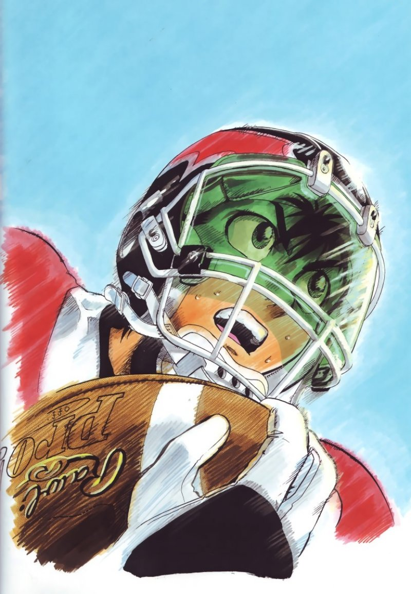 BUY NEW eyeshield 21 - 144830 Premium Anime Print Poster