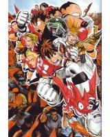 BUY NEW eyeshield 21 - 144837 Premium Anime Print Poster