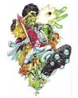 BUY NEW eyeshield 21 - 145173 Premium Anime Print Poster