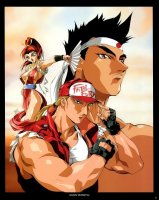 BUY NEW fatal fury - 10609 Premium Anime Print Poster