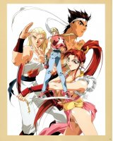 BUY NEW fatal fury - 10610 Premium Anime Print Poster