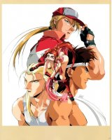 BUY NEW fatal fury - 10611 Premium Anime Print Poster