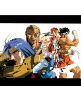 BUY NEW fatal fury - 10612 Premium Anime Print Poster