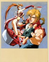 BUY NEW fatal fury - 10613 Premium Anime Print Poster