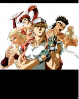 BUY NEW fatal fury - 10616 Premium Anime Print Poster