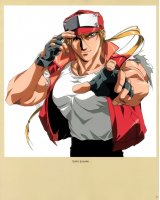BUY NEW fatal fury - 10618 Premium Anime Print Poster