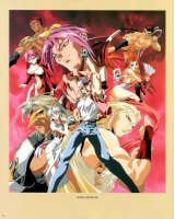 BUY NEW fatal fury - 10621 Premium Anime Print Poster