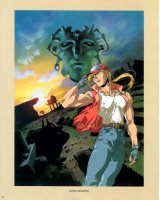 BUY NEW fatal fury - 10622 Premium Anime Print Poster