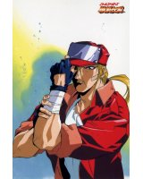 BUY NEW fatal fury - 144210 Premium Anime Print Poster