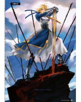 BUY NEW fate stay night - 11006 Premium Anime Print Poster