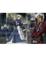 BUY NEW fate stay night - 118283 Premium Anime Print Poster
