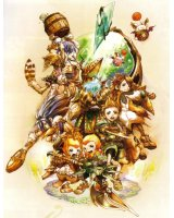 BUY NEW final fantasy crystal chronicles - 71382 Premium Anime Print Poster