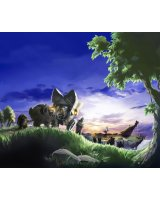 BUY NEW final fantasy crystal chronicles - 73755 Premium Anime Print Poster