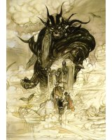 BUY NEW final fantasy i and ii - 75047 Premium Anime Print Poster