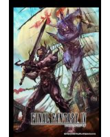 BUY NEW final fantasy iv - 146765 Premium Anime Print Poster