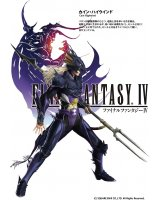 BUY NEW final fantasy iv - 158067 Premium Anime Print Poster