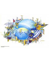BUY NEW final fantasy iv - 160039 Premium Anime Print Poster