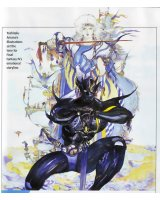 BUY NEW final fantasy iv - 73667 Premium Anime Print Poster