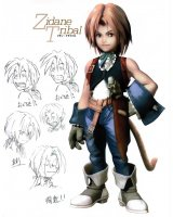 BUY NEW final fantasy ix - 17039 Premium Anime Print Poster